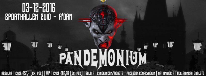 Pandemonium 2016