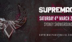 supremacy 2017 australia