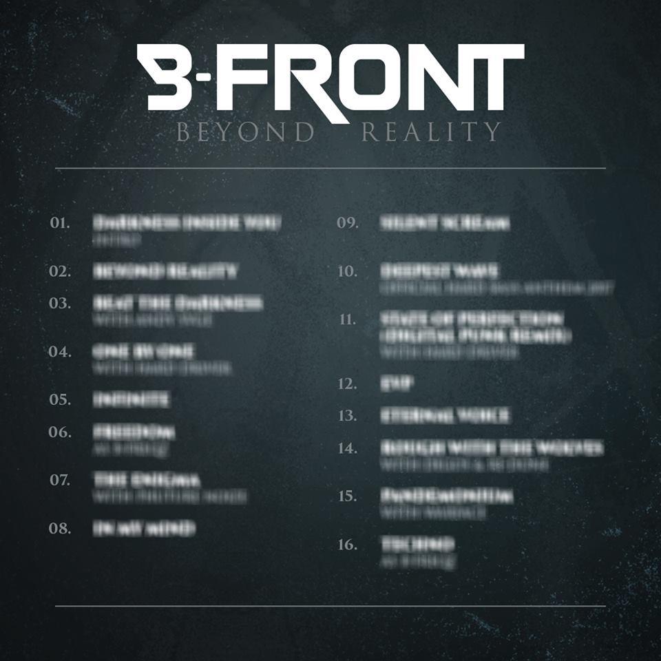 bfront-tracklist