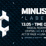 Minus Is More Labelnight keert terug in NXT events