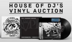 veiling the prophet vinyls scantraxx house of dj's
