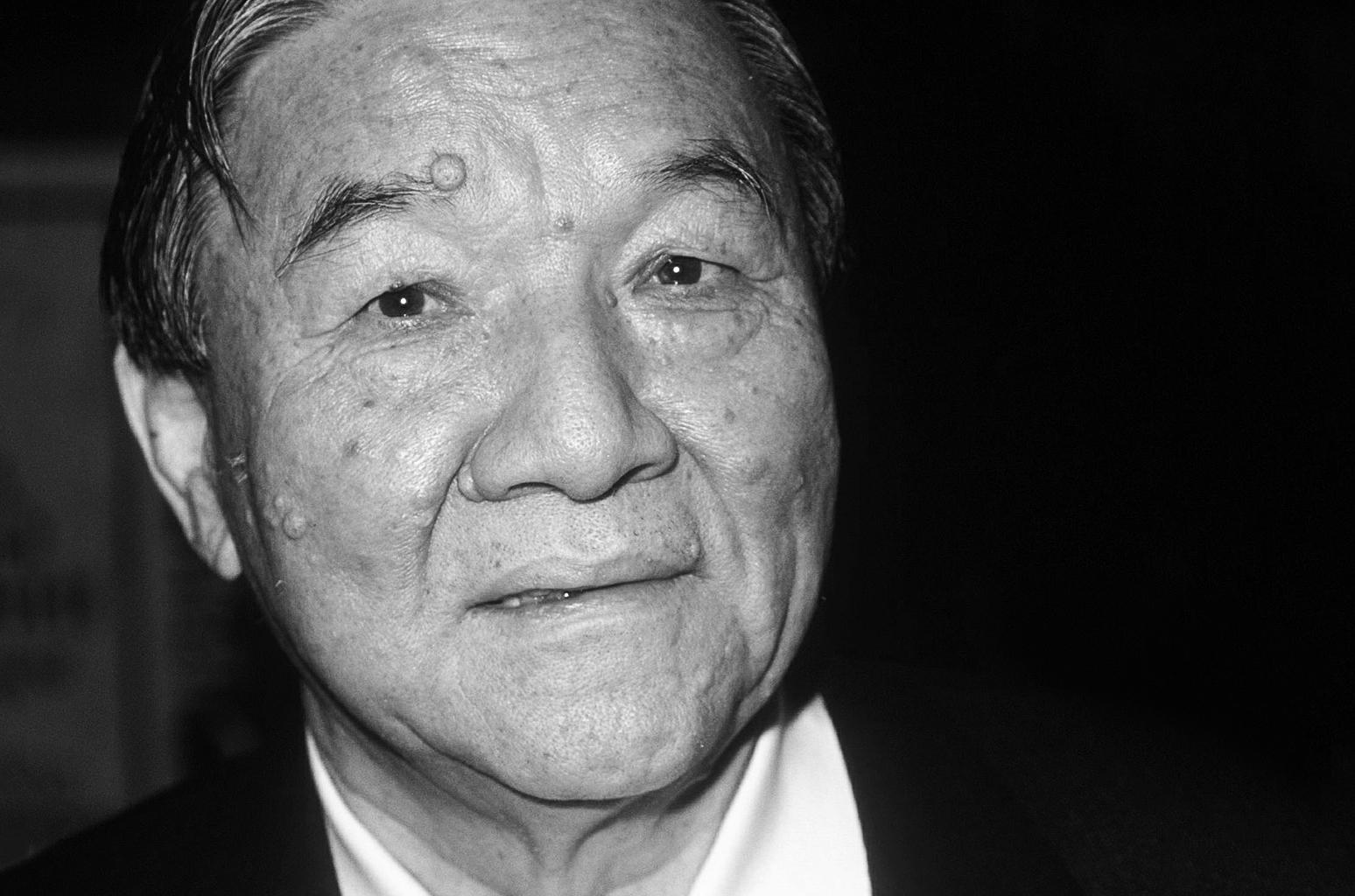 Roland Ikutaro Kakehasi overleden grondegger