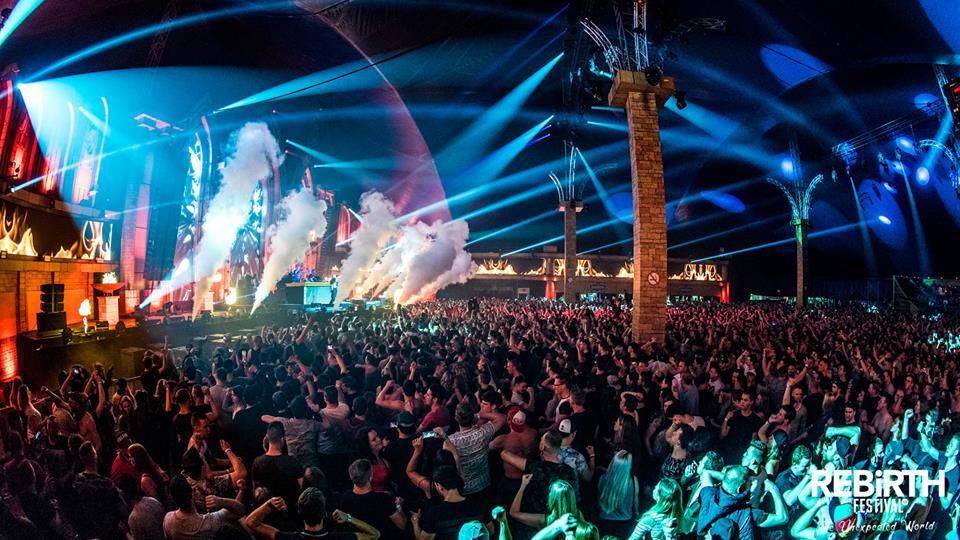 rebirth festival haaren day 1 report hardstyle