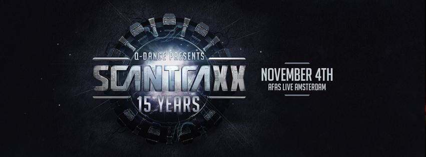 Scantraxx 15 years
