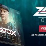 Zatox onthult tracklist voor album 'Oxygen'