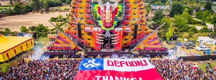 defqon 2018 chile