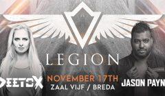 legion breda