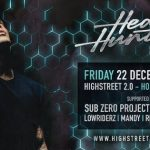 Highstreet Hits Hard presents: Headhunterz