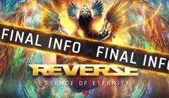 """REVERZE """"Essence of Eternity"""" – Final Info"""