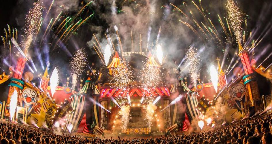 Intents festival nacht