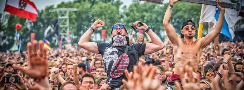 10 redenen waarom het festivalseizoen fantastisch is hardstyle