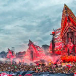 This is the schedule for the Defqon.1 2018 livestream