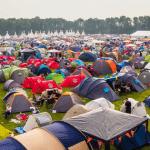 Festival camping checklist & tips