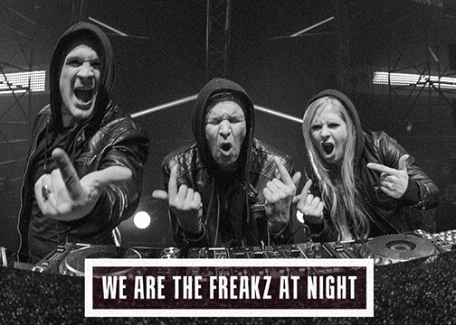 Freakz at Night