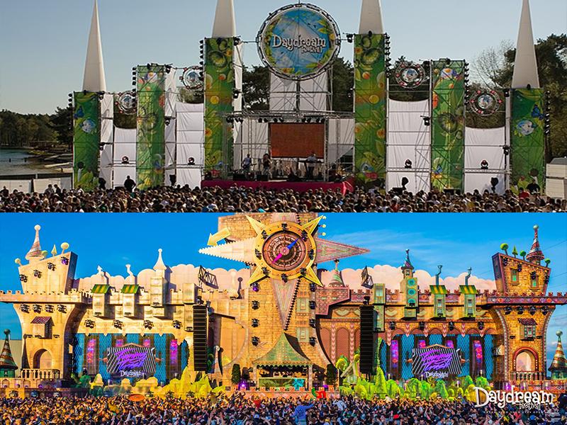 daydream 2010 - 2015