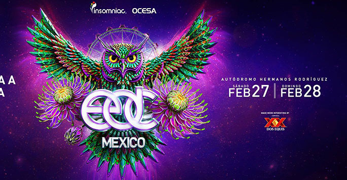 Peace Is Hard >> EDC Mexico reveals their Hardstyle line-up || Hard News