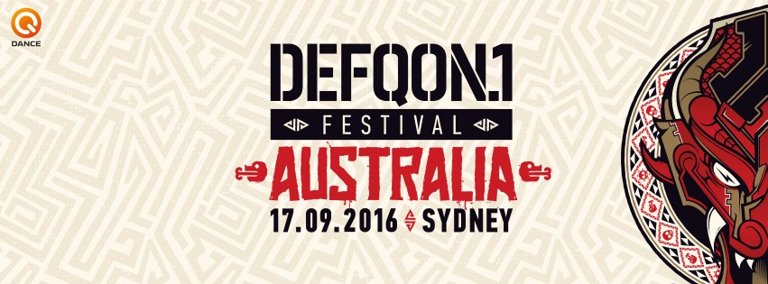 This is the official trailer of Defqon 1 Australia 2016