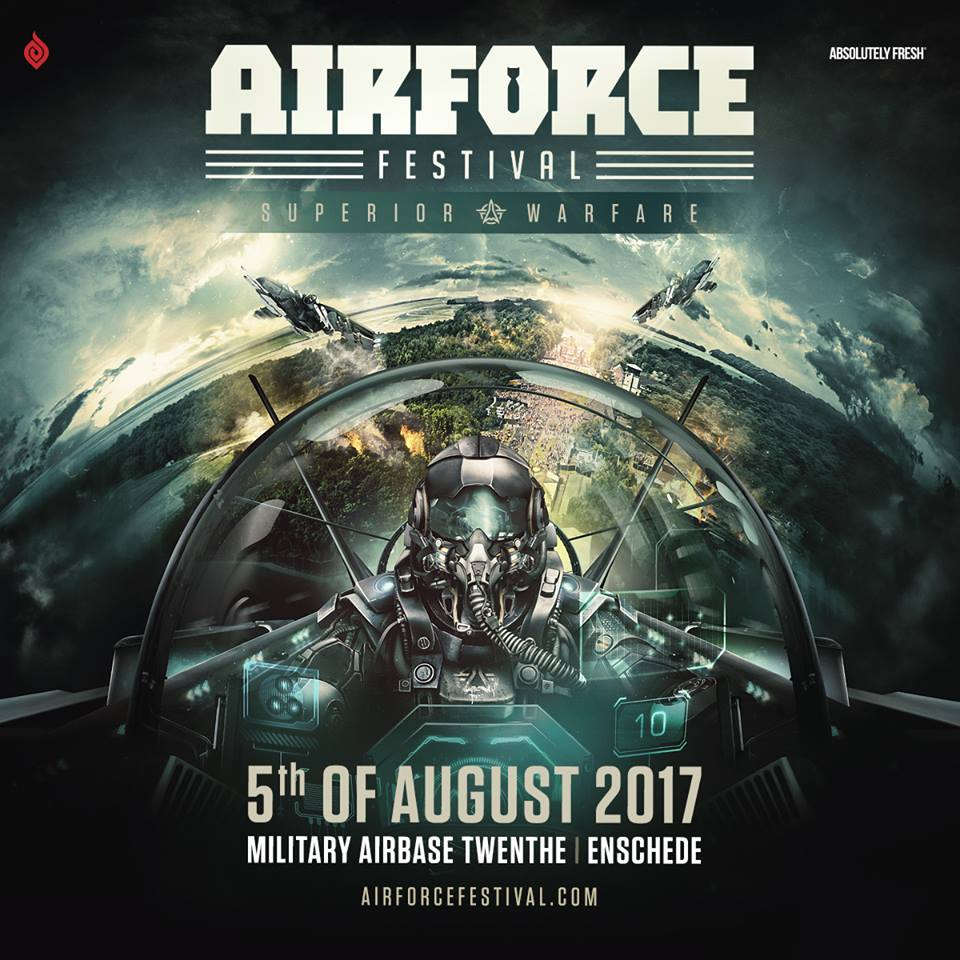"""AIRFORCE Festival: """"A pure display of Superior Warfare"""