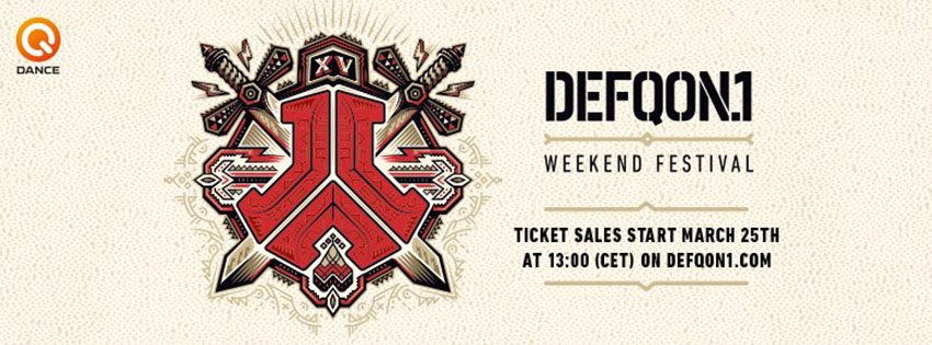 Defqon.1 defqon weekend festival 2017 line-up line up victory forever