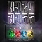 Dit is de volledige line-up van Hard Bass 2018