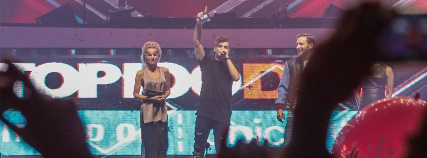 These hard dance artists are featured in the DJ Mag Top 100