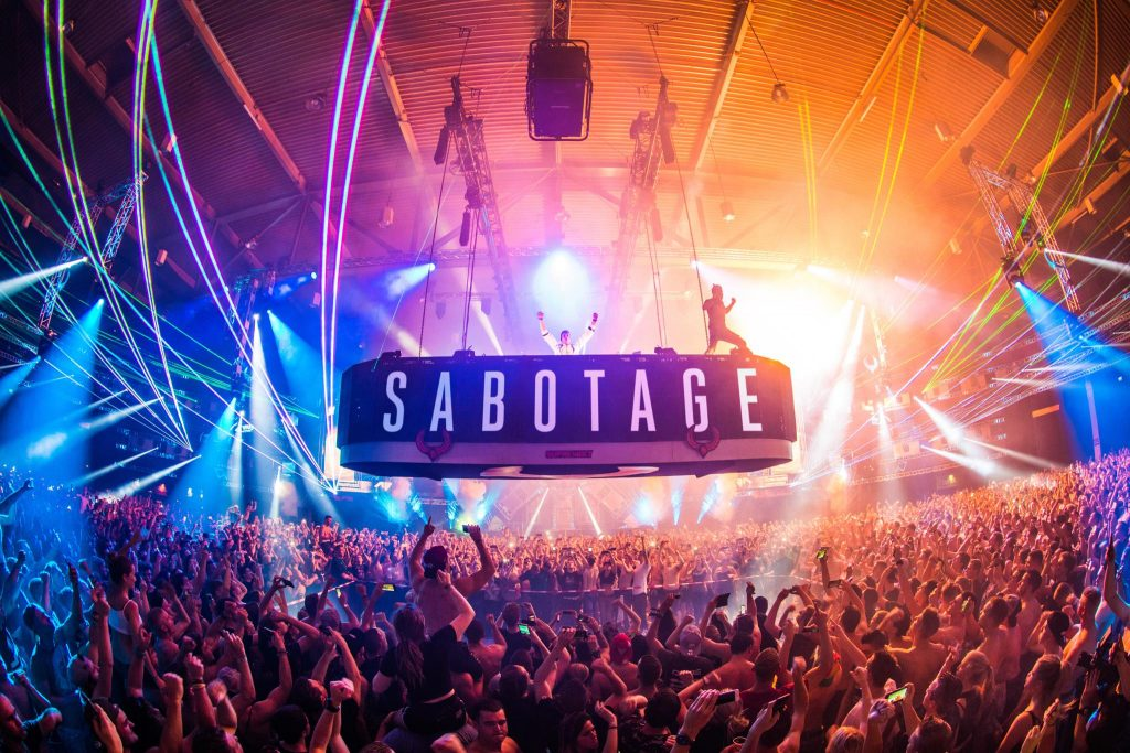 Act of Rage album Sabotage