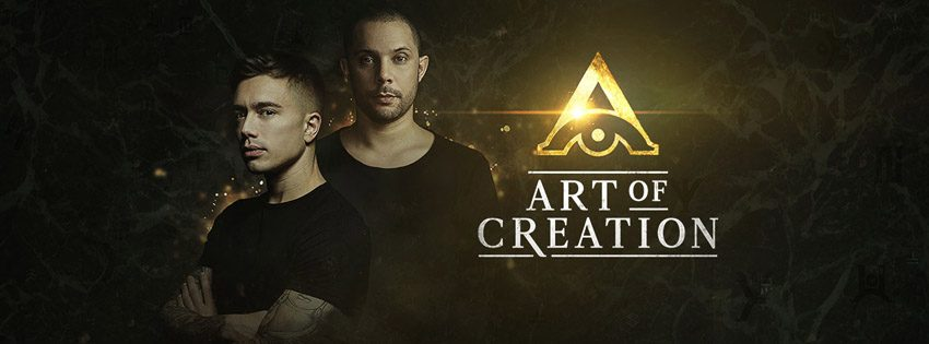 headhunterz wildstylez label art of creation
