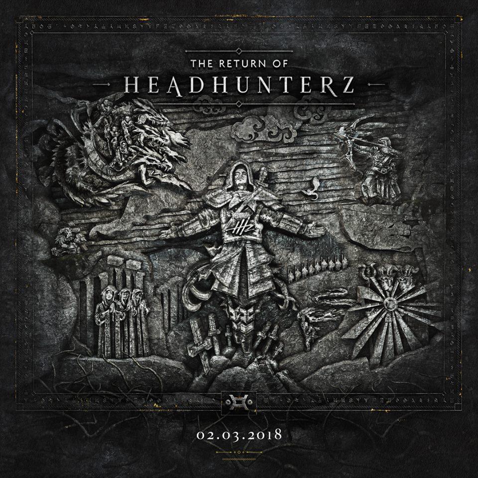 Headhunterz album artwork