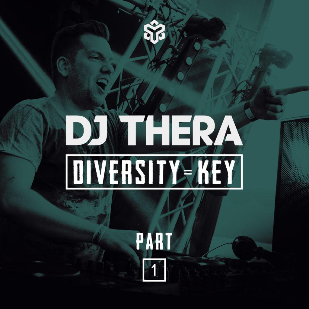 DJ Thera - Diversity Is Key Part 1 album