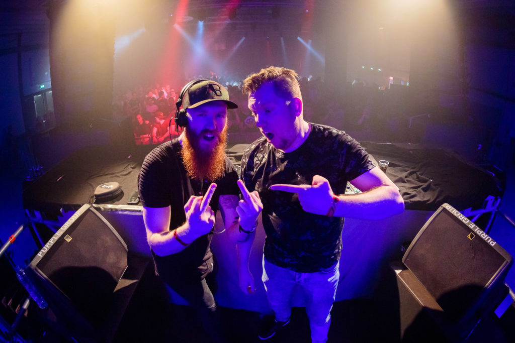 Caine & Thera @ Loudness 2018