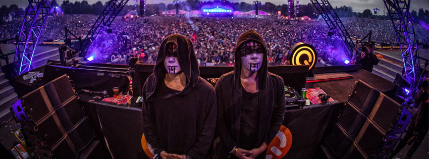 Q-dance presents Project OneReflections of the Eternal line-up ziggo dome