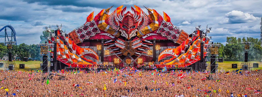 Q-dance fights the black market for Defqon 1 tickets || Hard News