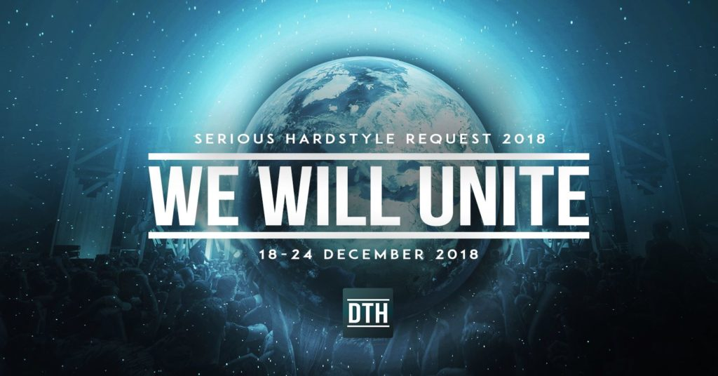 Dedicated To Hardstyle We Will Unite