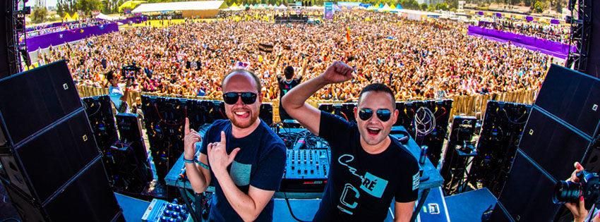 Da Tweekaz announced as hardstyle act on the Tomorrowland