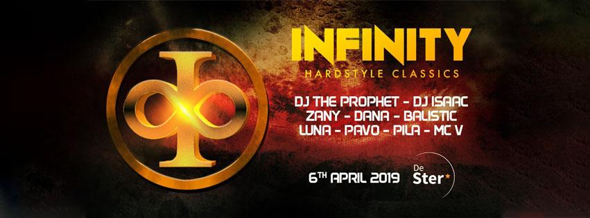 infinity hardstyle classics 2019