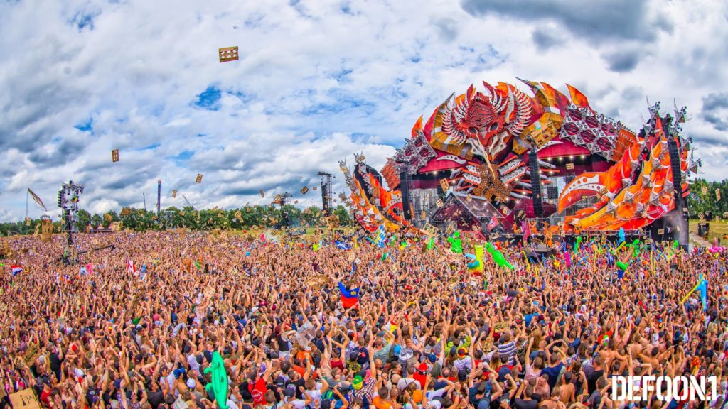 Defqon.1 2019 Power Hour