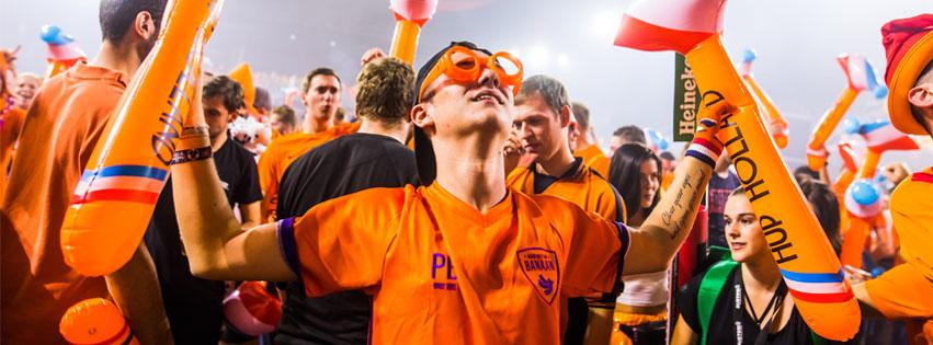 heel holland hakt q-dance koningsnacht