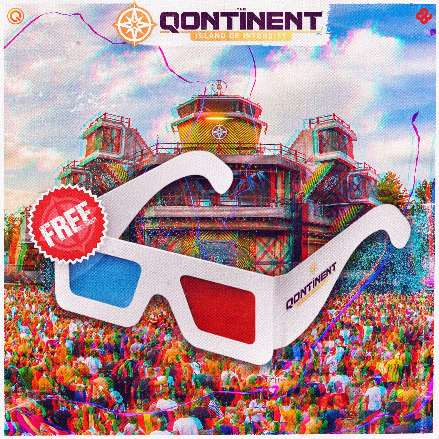 The Qontinent 3d
