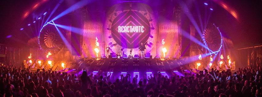 reactivate 2019 line-up