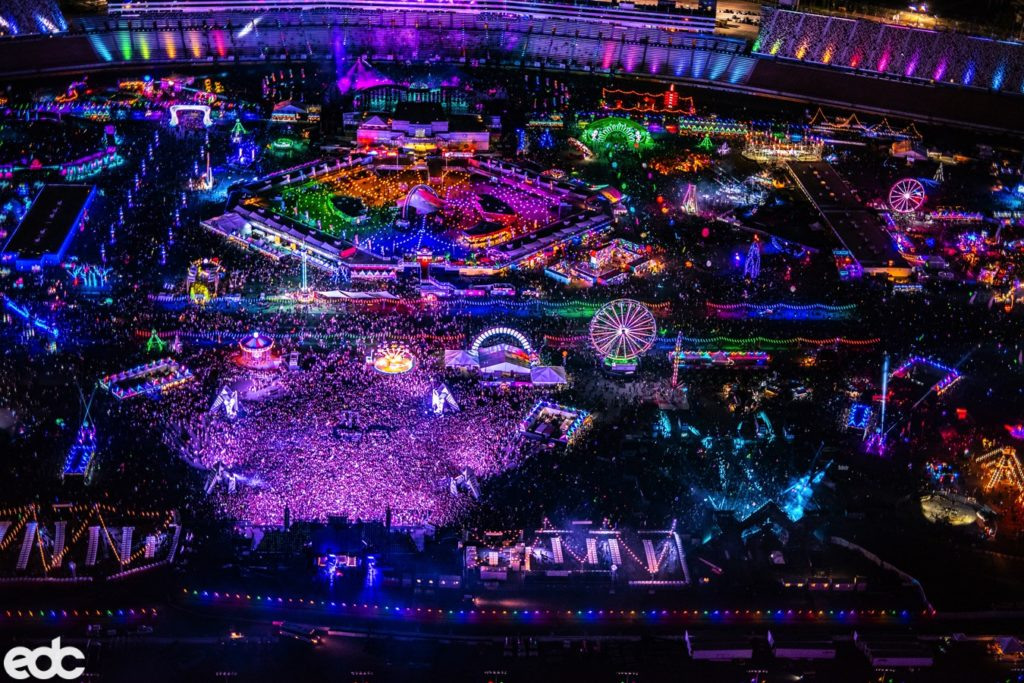 EDC Las Vegas CasinoScout.nl 2019