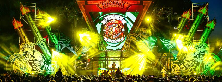 Phoenix Festival Winter Edition line-up