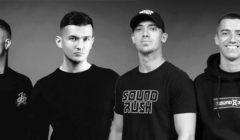 Rebelion Sound Rush collab