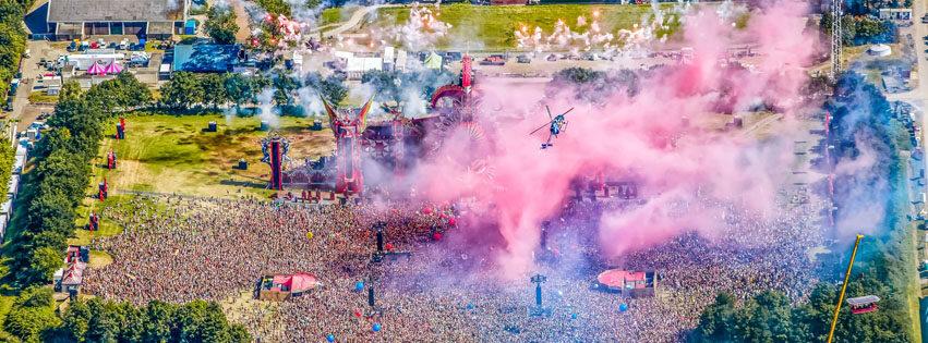 Grote evenementen moeten wachten op coronavaccin hardstyle festivals