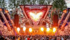 phoenix festival exclusive 100 raw event hardstyle