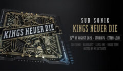 Recharged presents: Sub Sonik 'Kings Never Die'