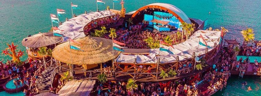 dropzone hardstyle festival zrce beach kroatie croatia
