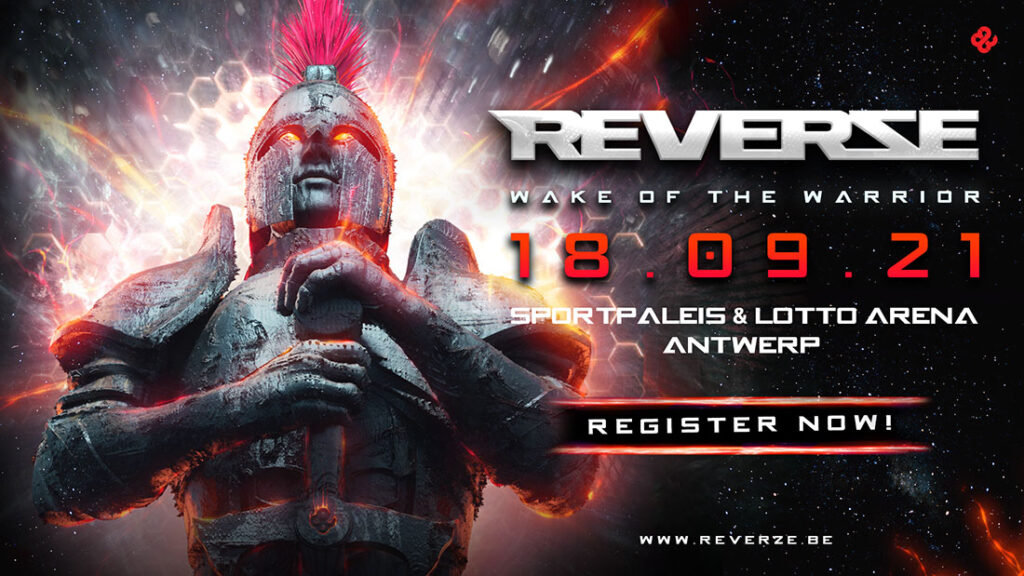 Reverze 2021 - Wake of the Warrior - Bass Events