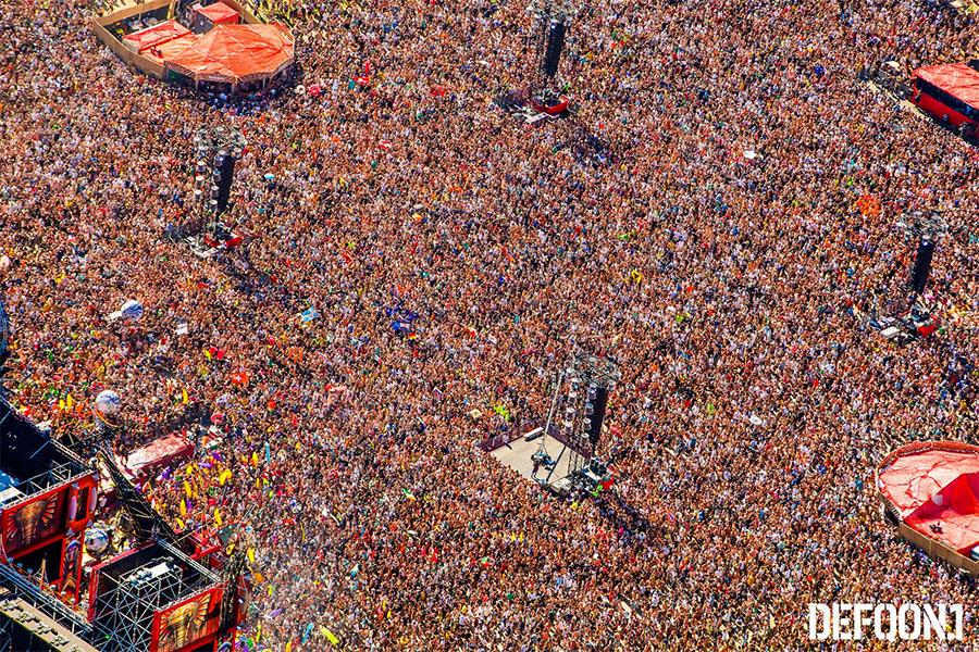 Dit is waarom wij alle feestjes zo hard missen festivals Defqon.1