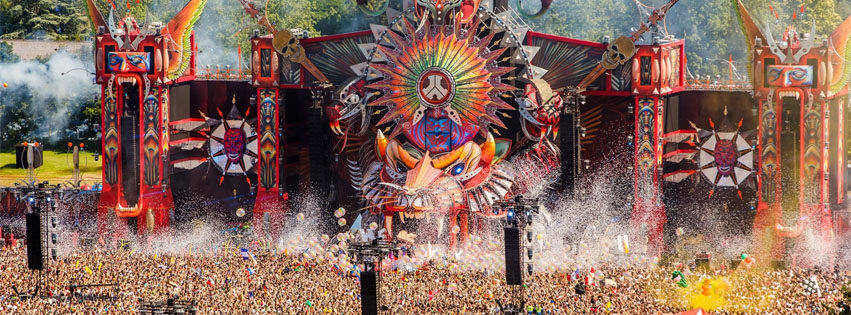defqon.1 ticket 7 jaar year dochter daughter america q-dance hardstyle