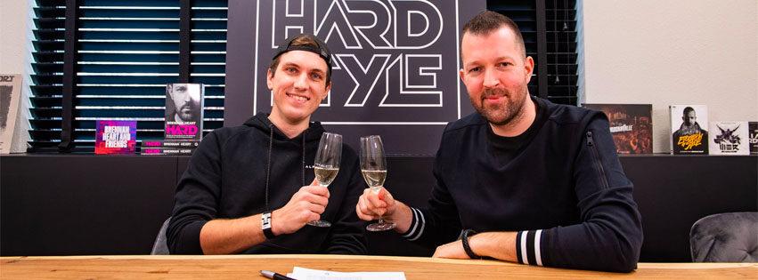 thyron i am hardstyle interview brennan heart